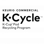 K-Cup Pod Recycling program logo
